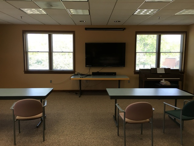 Meeting Rooms - Bayport Public Library
